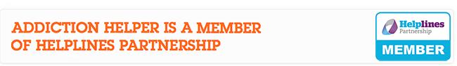 Helplines Partnership Member