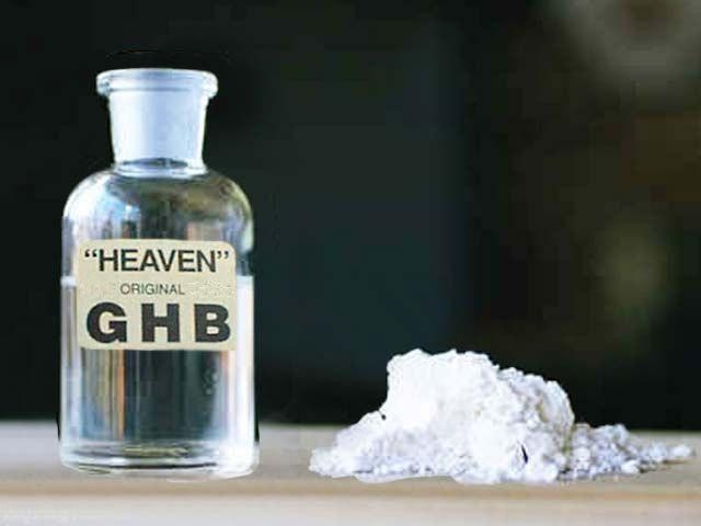 heaven liquid ghb photo
