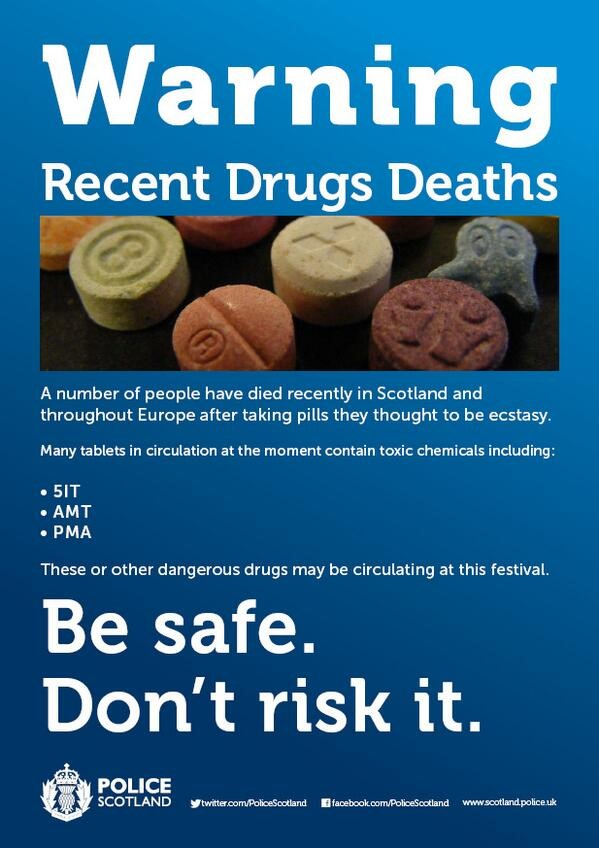recent drugs deaths infographic