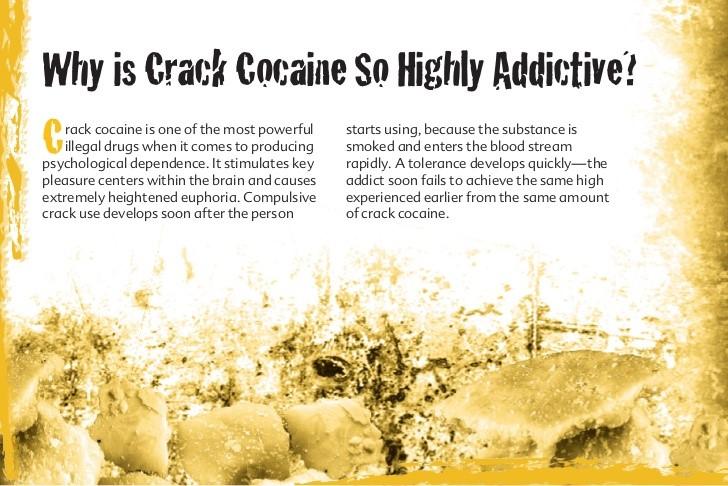 image explaining why why is crack so addictive