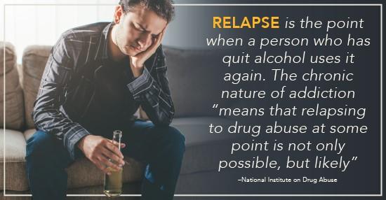 relapse quote