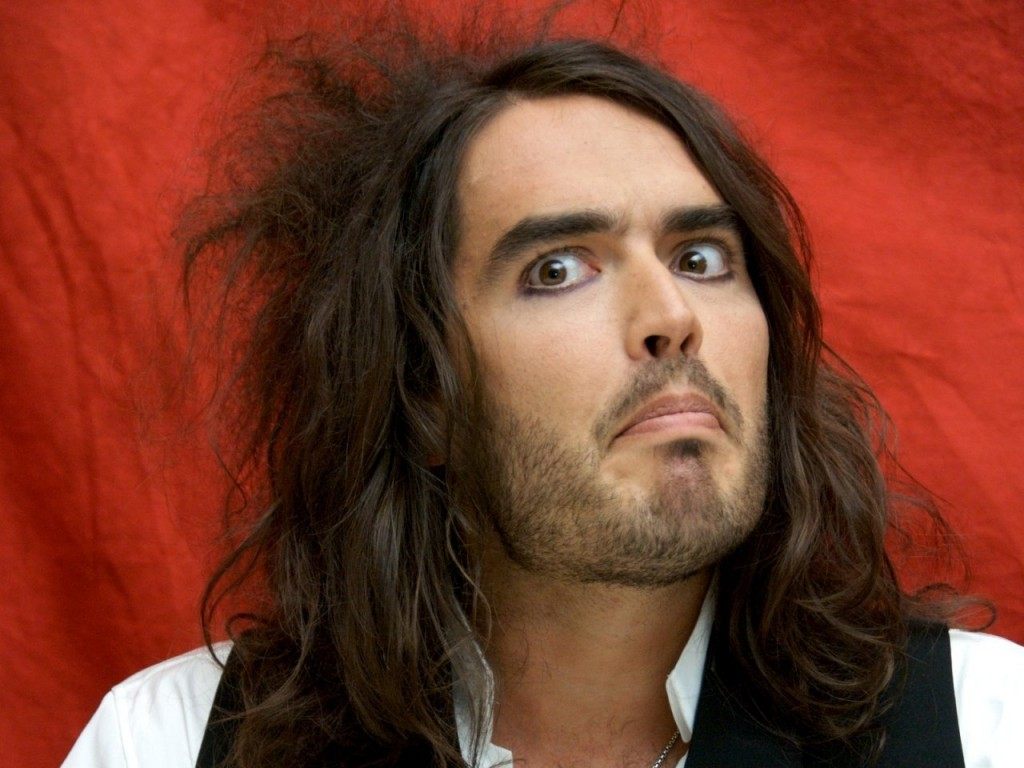 Russell Brand Comic Relief
