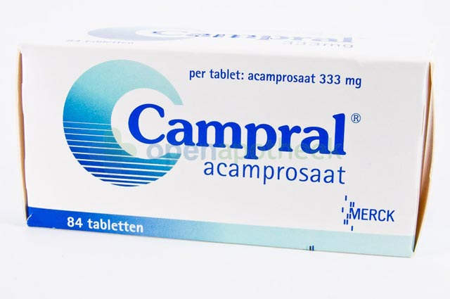 Campral Anti Craving Drugs