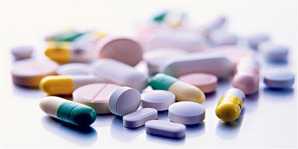 Various Pills...C2TR7B Various Pills