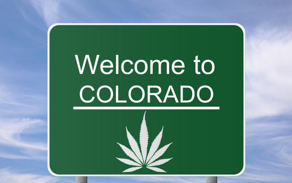 Colorado legalises cannabis
