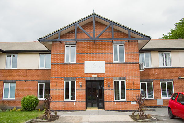 addiction rehab centre image