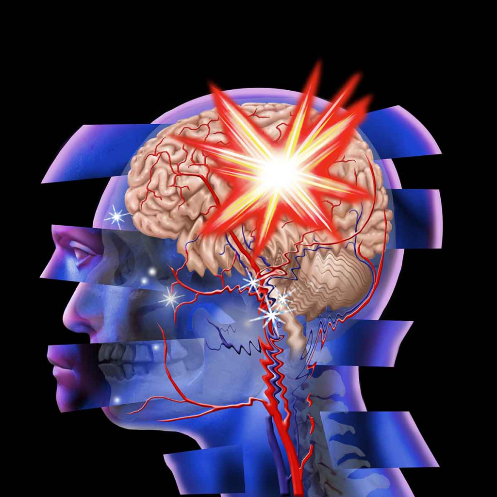 image showing the effects of drug addiction on the mind