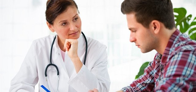Image showing patient and doctor discussing future