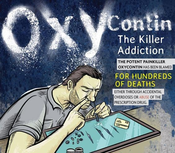 oxycontin addiction killing