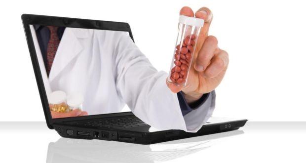 selling drugs via internet image