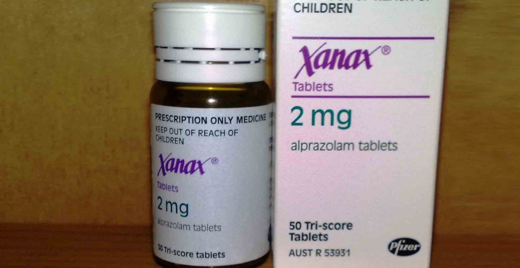 when to weight loss xanax