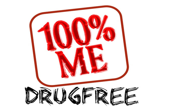 drug free image