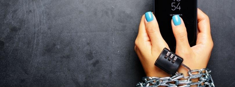 social media addiction and self harm
